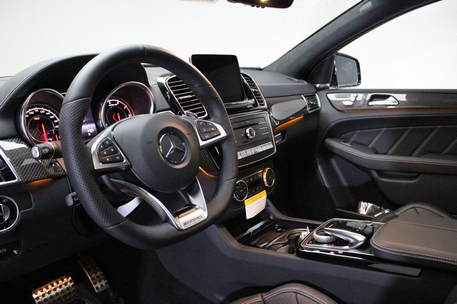New 2019 Mercedes Benz Gle Amg Gle 63 S Awd