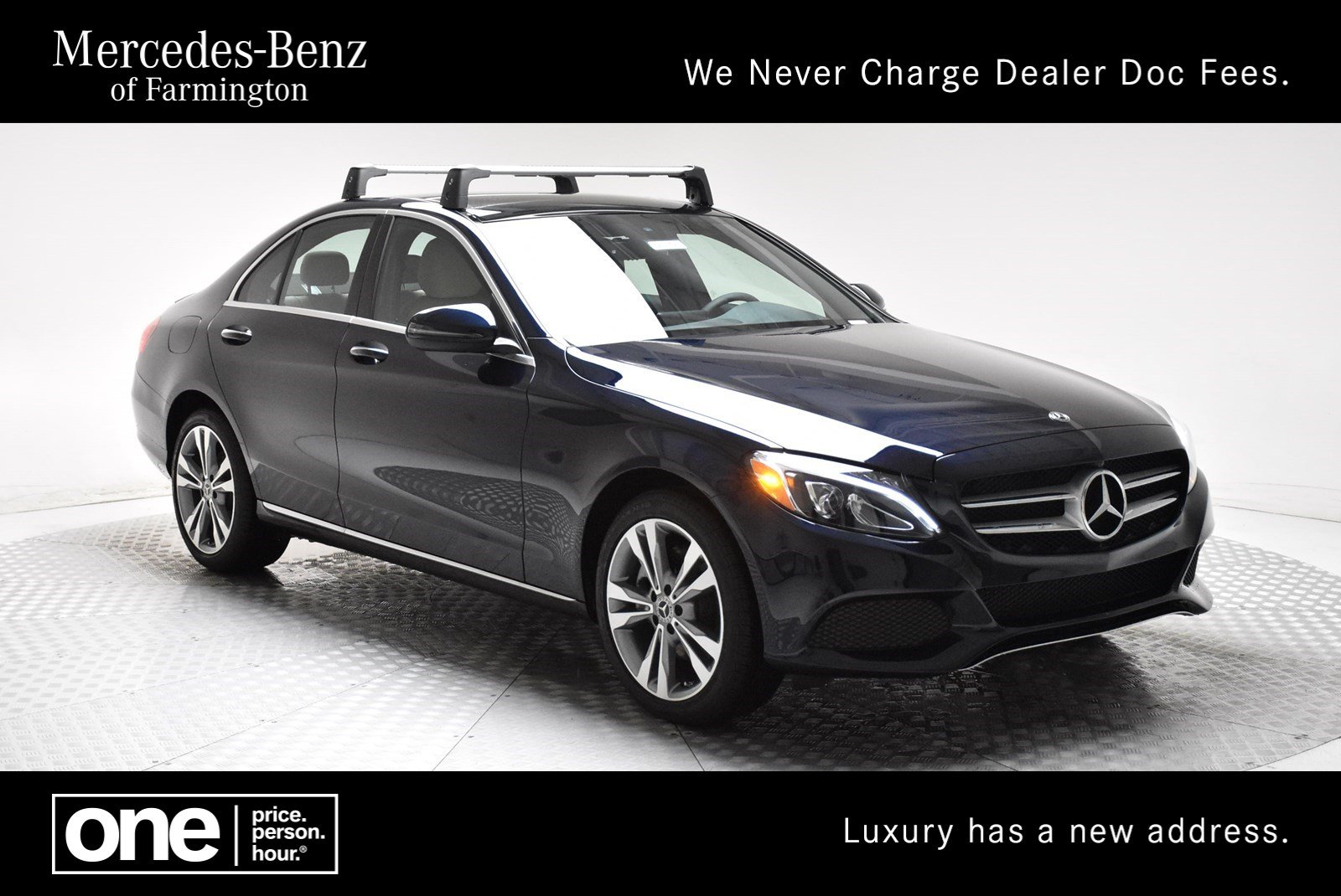 New 2018 Mercedes Benz C Class C 300 4dr Car In 5m80123 Schomp