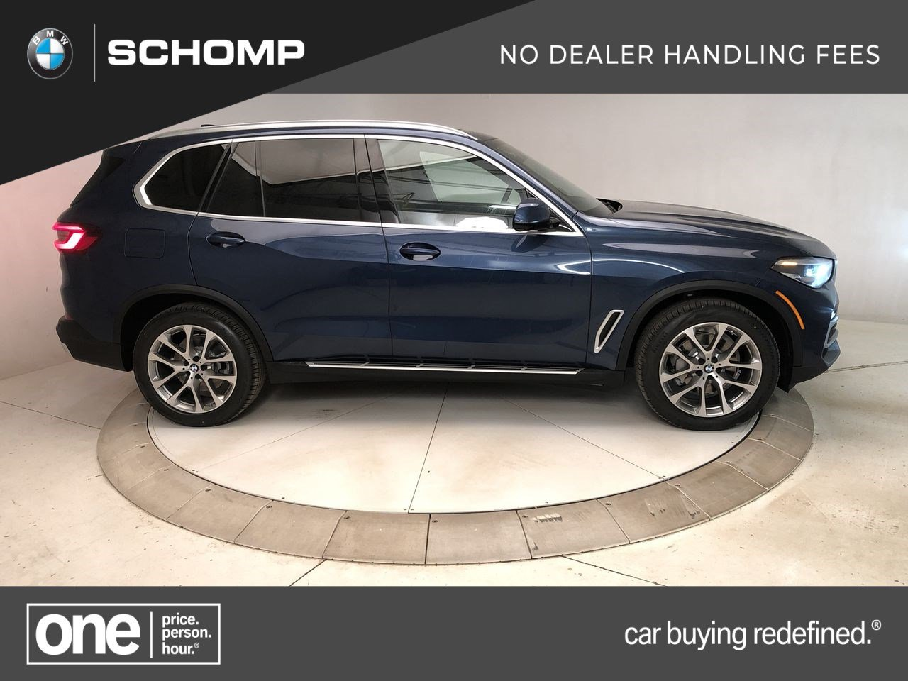 New 2020 BMW X5 X5 xDrive40i