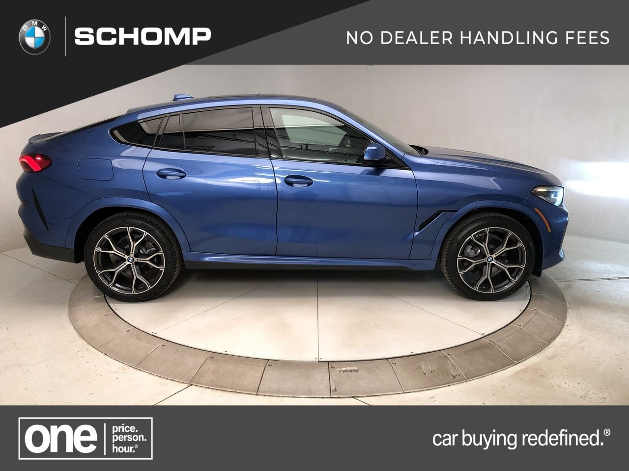 New 2020 BMW X6 X6 xDrive40i