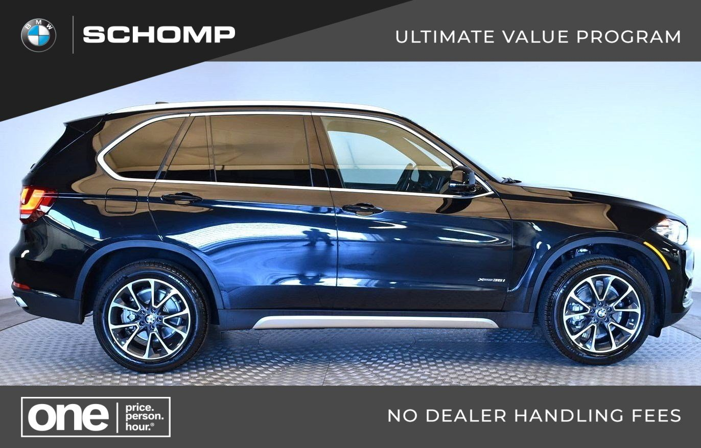 Bmw Pre Owned >> Certified Pre Owned 2018 Bmw X5 Xdrive35i Sport Utility In 1bl82268