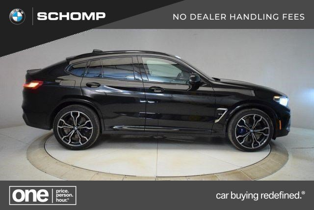 New 2020 BMW X4 M X4 M Sports Activity Vehicle