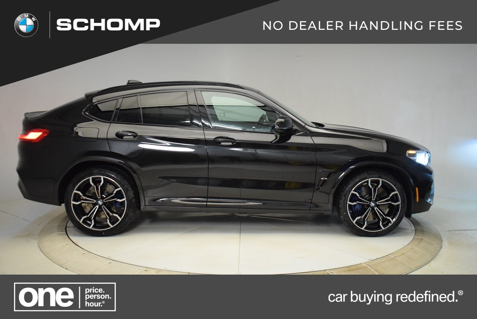 New 2020 BMW X4 M X4 M Competition