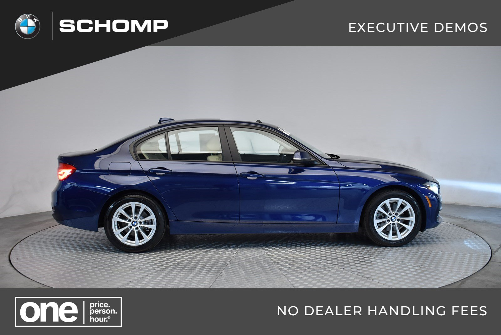Certified Pre-Owned 2018 BMW 3 Series 320i xDrive