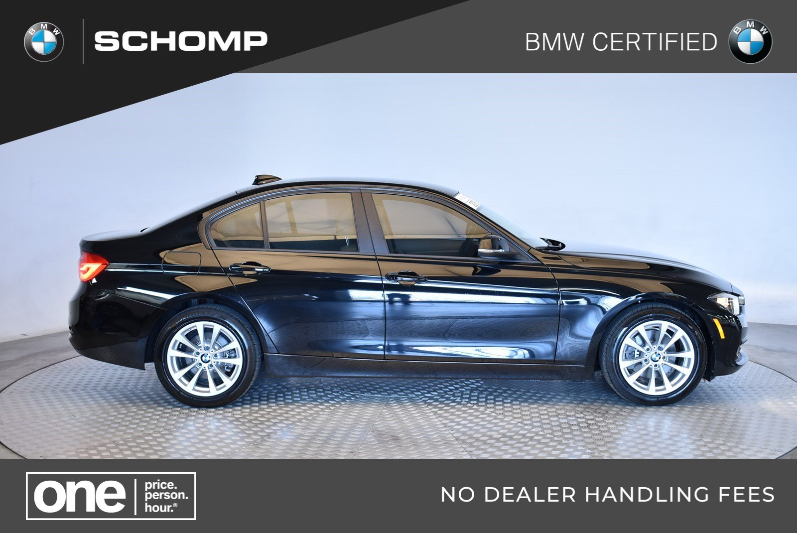 Bmw Pre Owned >> Certified Pre Owned 2016 Bmw 3 Series 320i Xdrive 4dr Car In