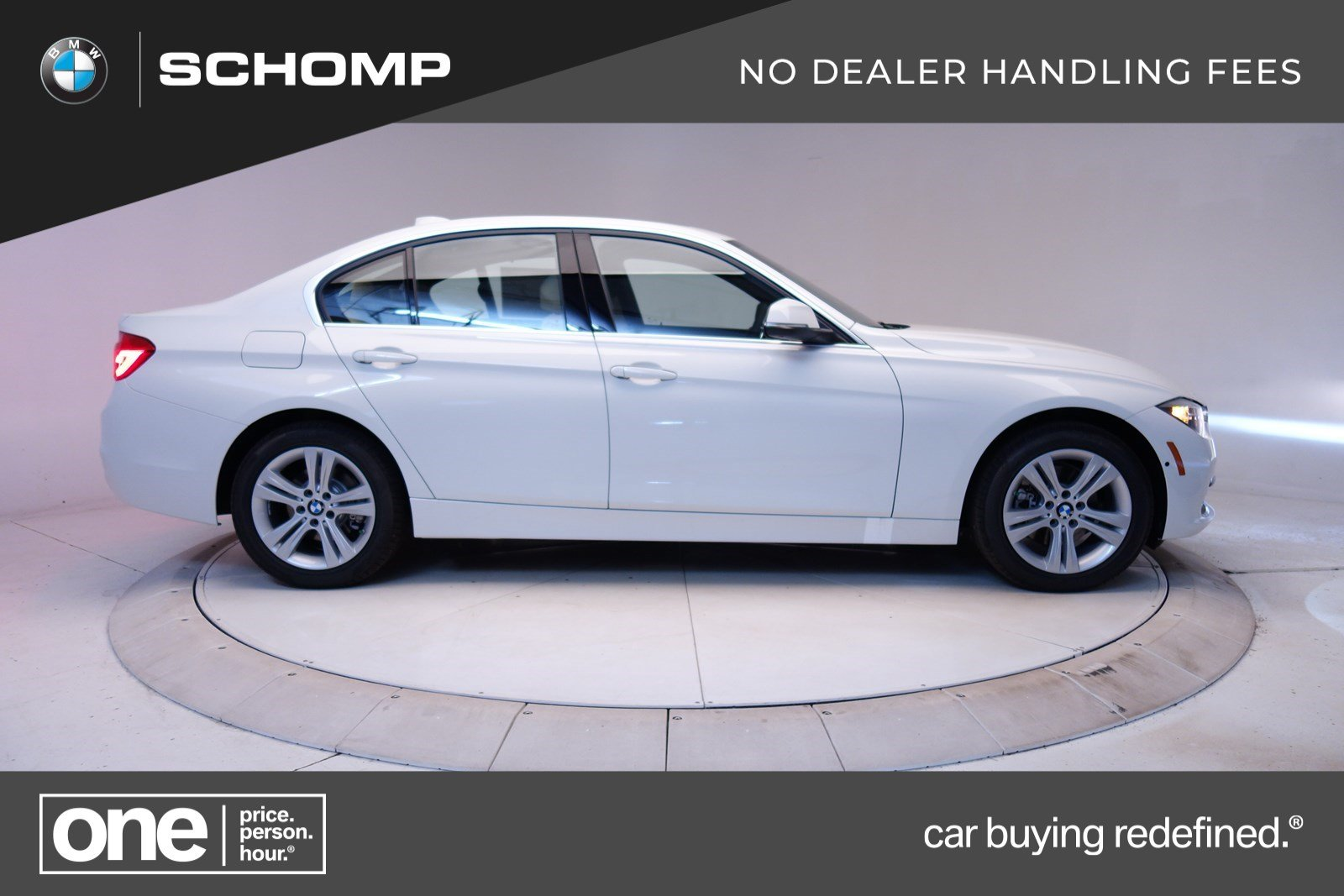 New 2017 BMW 3 Series 328d xDrive Sedan
