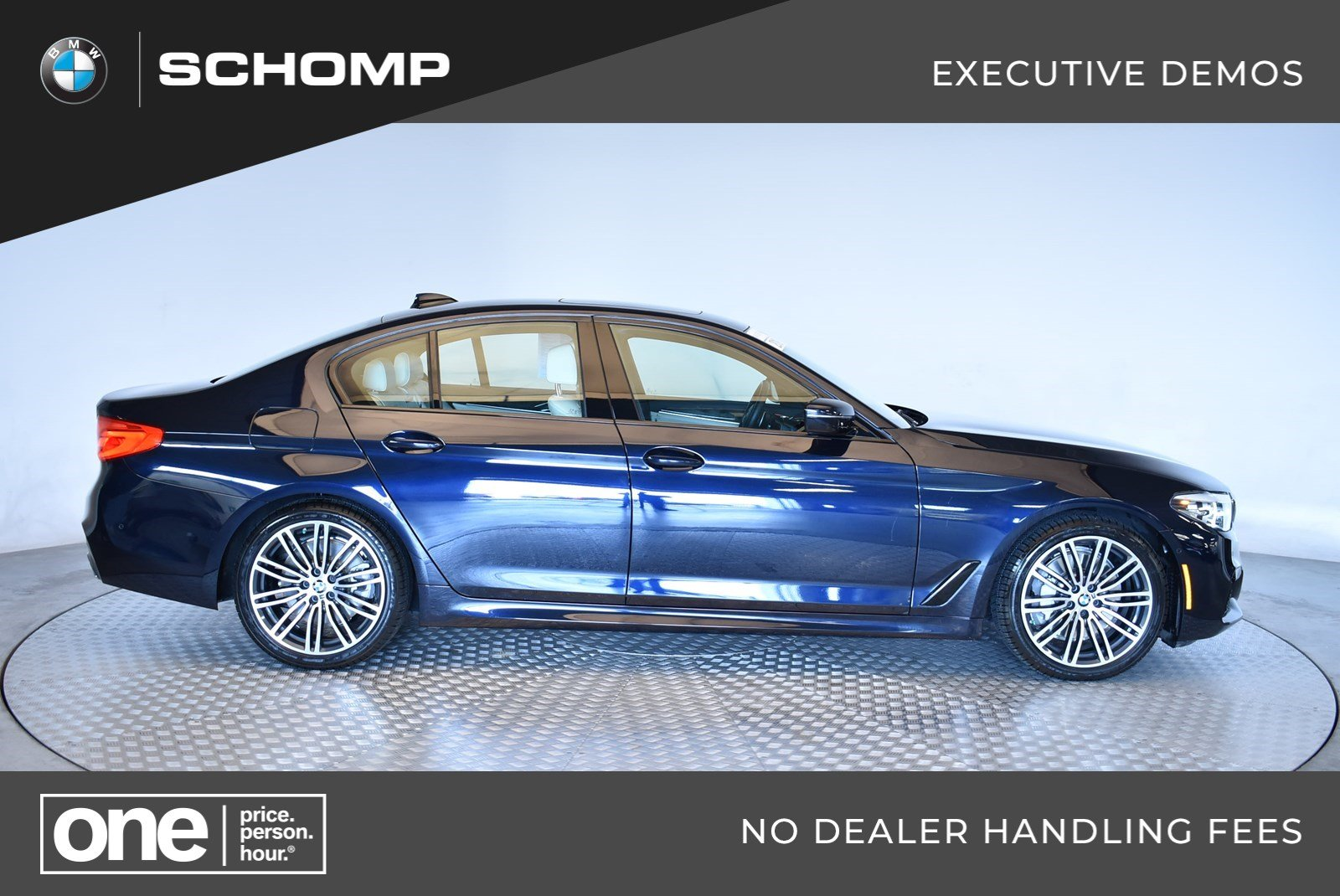 Certified Pre-Owned 2019 BMW 5 Series 540i xDrive