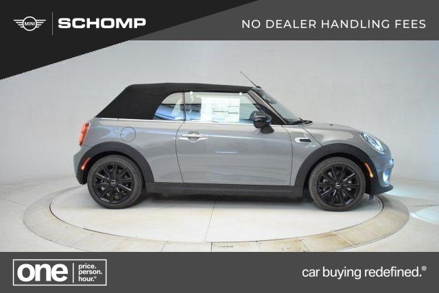 New 2020 MINI Convertible Cooper Iconic
