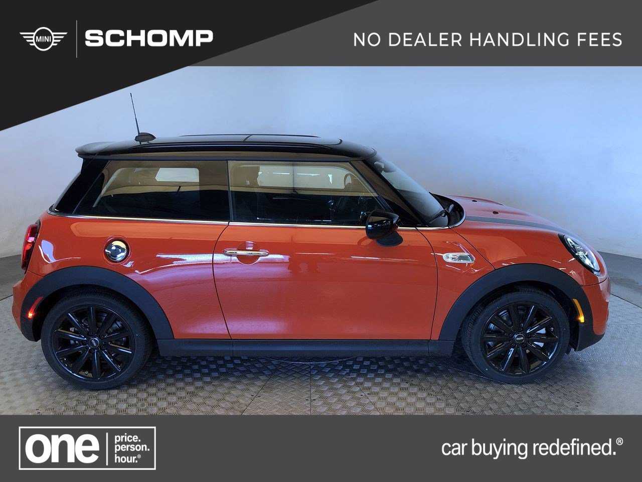 New 2020 MINI Hardtop 2 Door Cooper S Signature