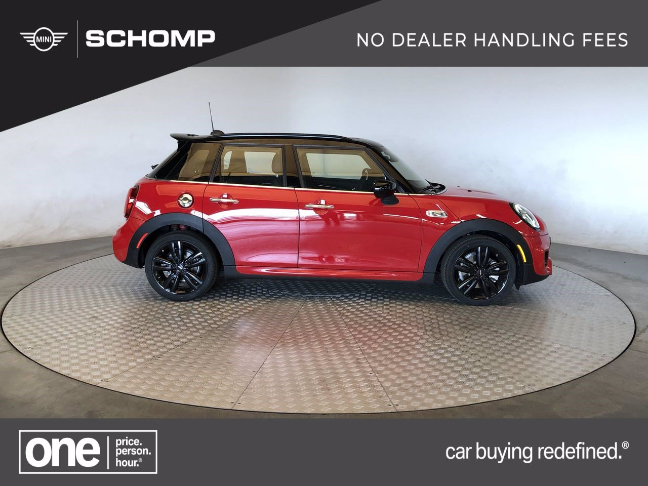 New 2020 MINI Hardtop 4 Door Cooper S Iconic