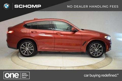 New 2020 BMW X4 X4 xDrive30i