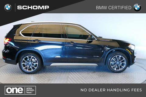 Certified Pre-Owned 2018 BMW X5 xDrive40e iPerformance