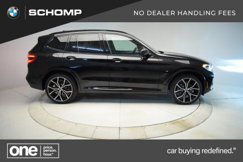 New 2019 BMW X3 X3 xDrive30i