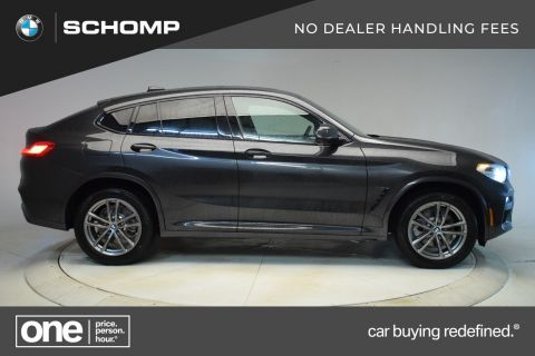 New 2019 BMW X4 X4 xDrive30i