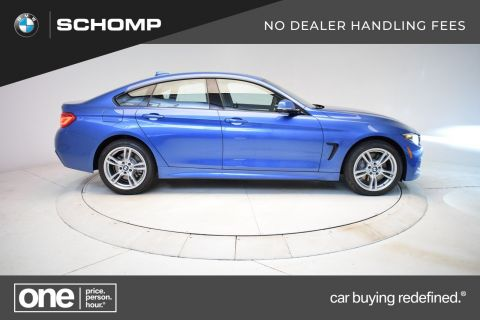 New 2019 BMW 4 Series 440i xDrive Gran Coupe