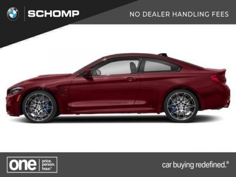 New 2020 BMW M4 M4 CS