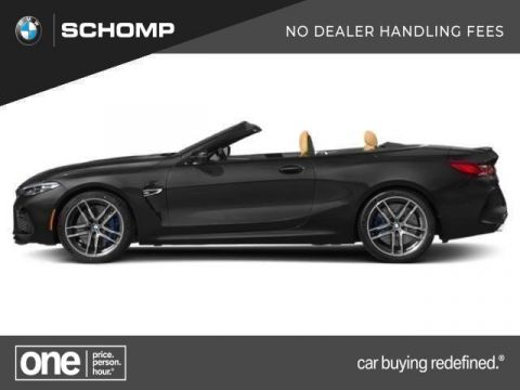 New 2020 BMW M8 M8 Convertible