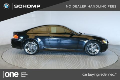 Pre-Owned 2006 BMW 6 Series M6