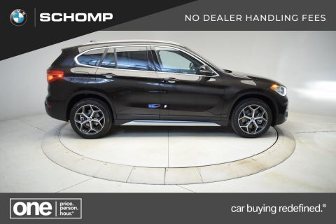 New 2018 BMW X1 X1 xDrive28i