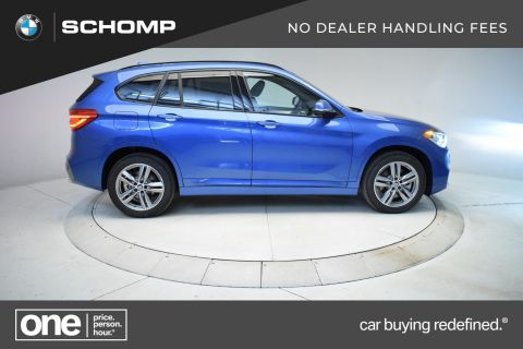 New 2019 BMW X1 X1 xDrive28i