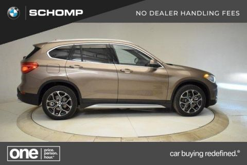 New 2020 BMW X1 X1 xDrive28i