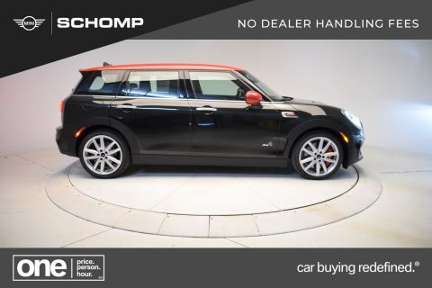 New 2019 MINI Clubman John Cooper Works Signature