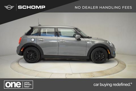 New 2020 MINI Hardtop 4 Door Cooper S Cooper S